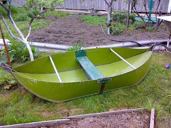 цены на самодельную лодку