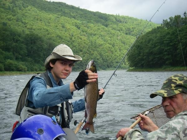 места рыбалок в приморском крае