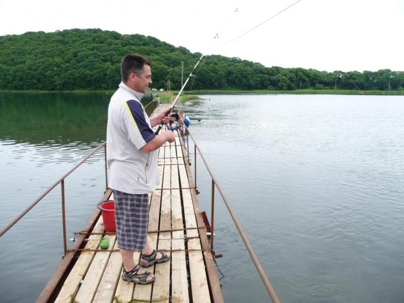 база отдыха для рыбной ловли