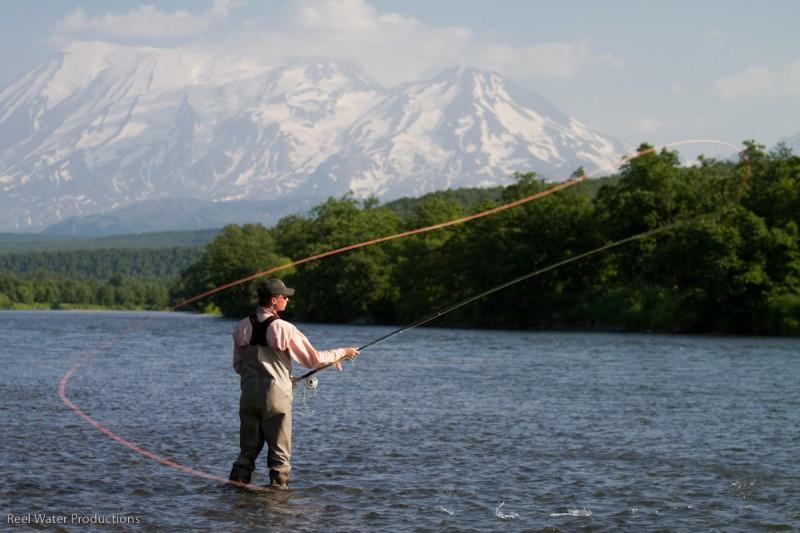 туры рыбалка на камчатке видео