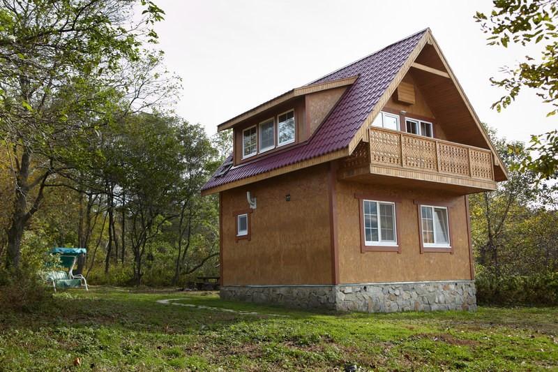 Уютный дом», коттедж  Приморский