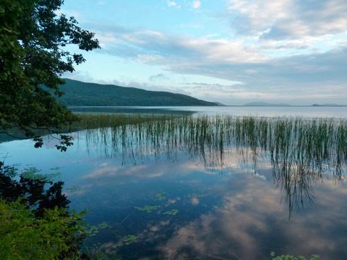 рыбалка на озере хасан приморского края