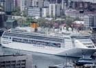 Владивосток включили в расписание круизных маршрутов