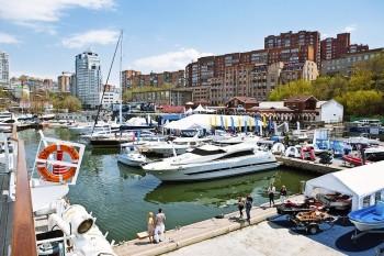 Выставка катеров и яхт «Vladivostok Boat Show 2016» начинает свою работу 20 мая