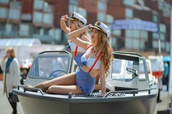 22 мая во Владивостоке завершила свою работу Международная выставка яхт и катеров «Vladivostok Boat Show 2016».