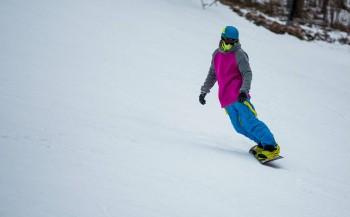 Горожане открыли горнолыжный сезон в центре отдыха «Комета»