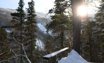 Активный отдых зимой в Приморье
