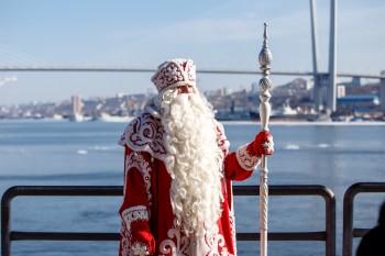 Визит Всероссийского Деда Мороза