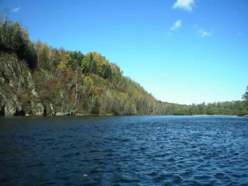 Реки хабаровского края
