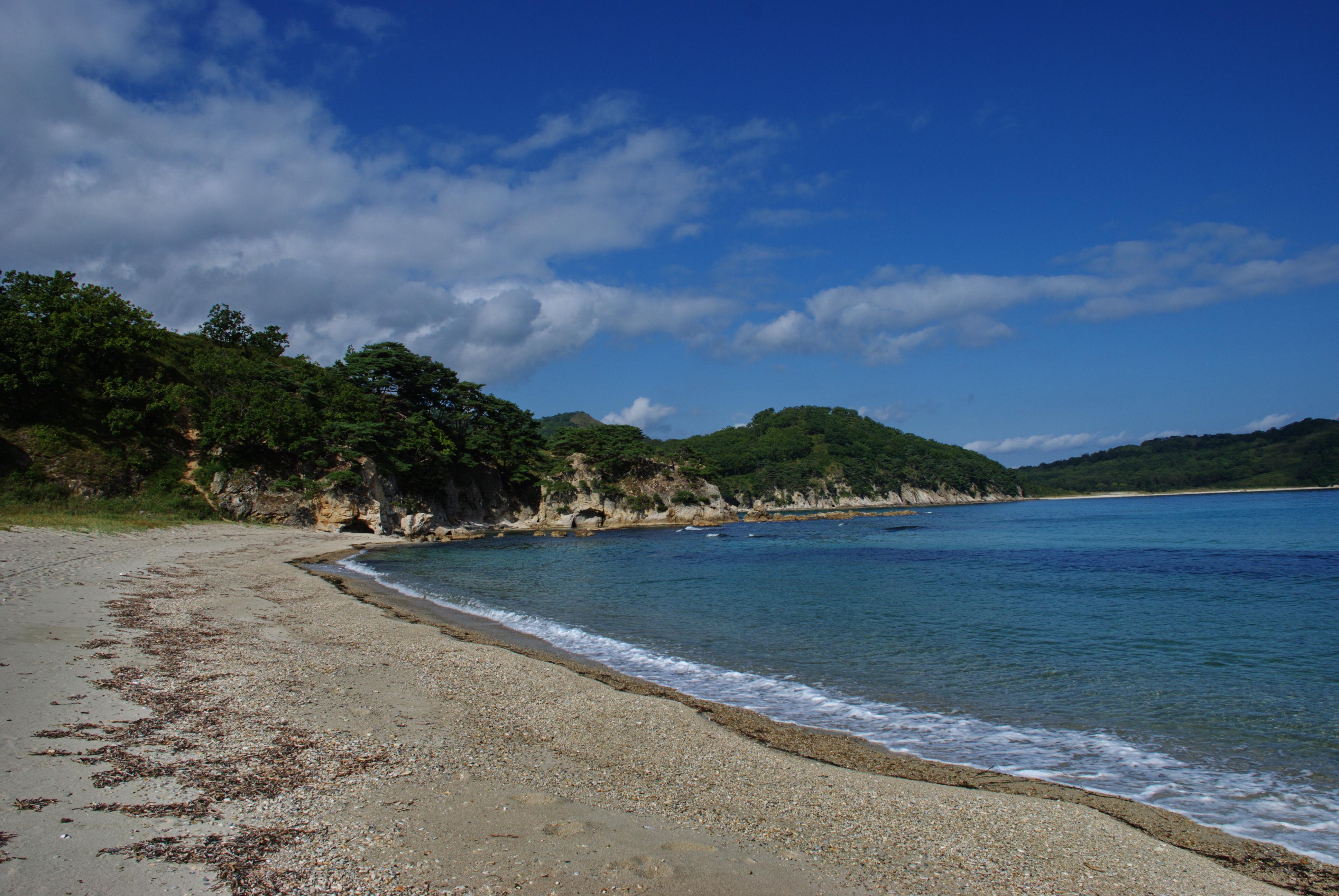 Пляжи хасанского района фото