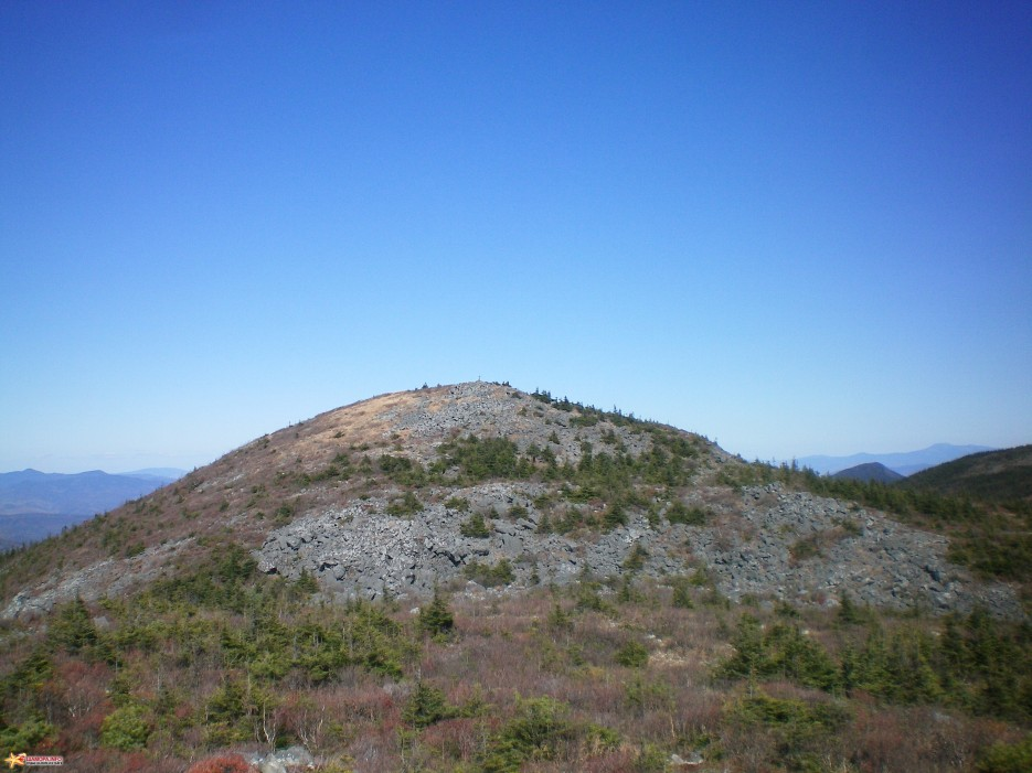 Одна из вершин Алексеевского хребта | Алексеевский хребет (26.09.09)