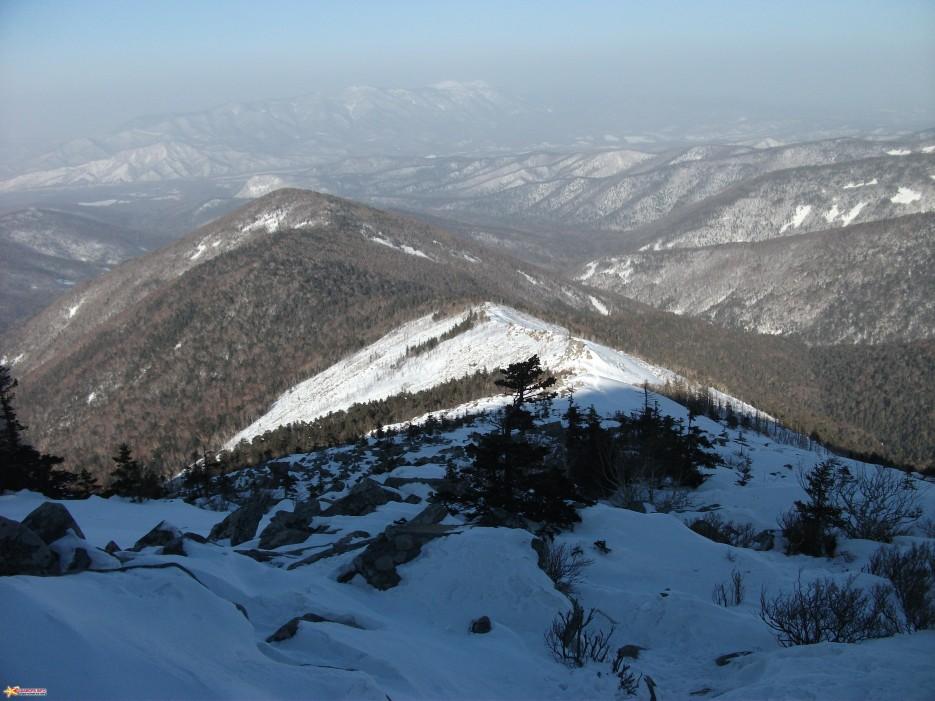 Все камни засыпаны снегом | Пидан 30-31.01.2010