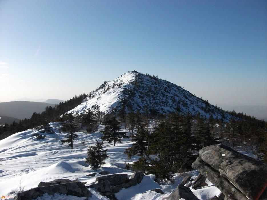 Вершина Пидана. День. | Пидан 30-31.01.2010