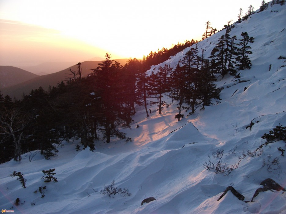 Закатная розовость | Пидан 30-31.01.2010