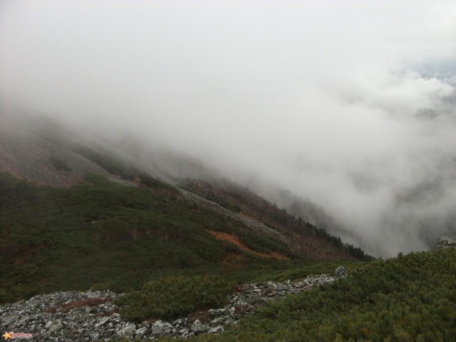 Туманное утро   Облачная 09-10.10.10