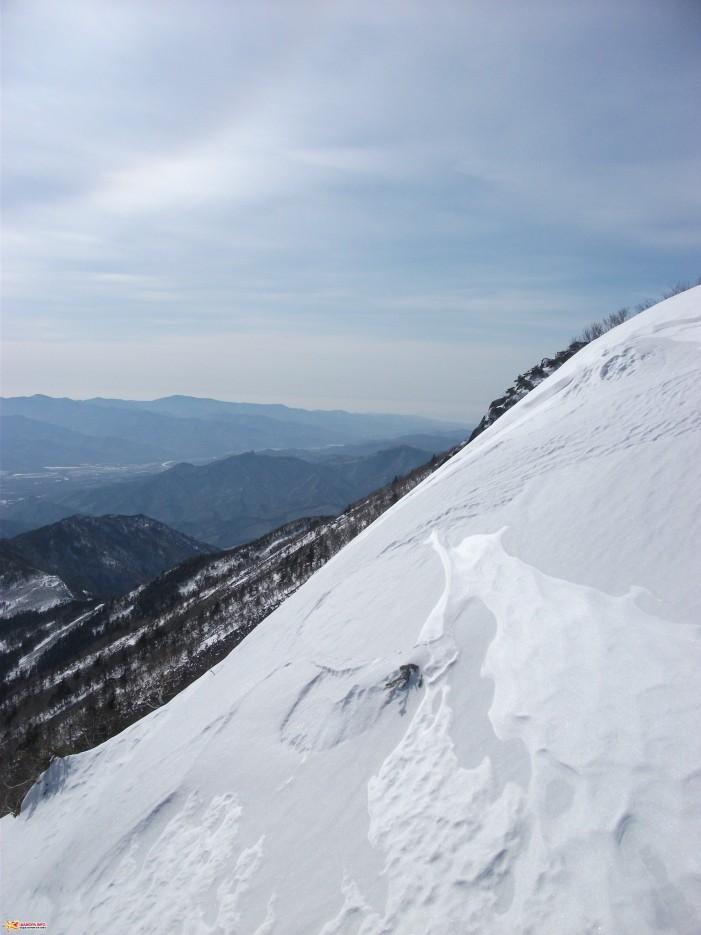 Фирн | Зима на Партизанском хребте