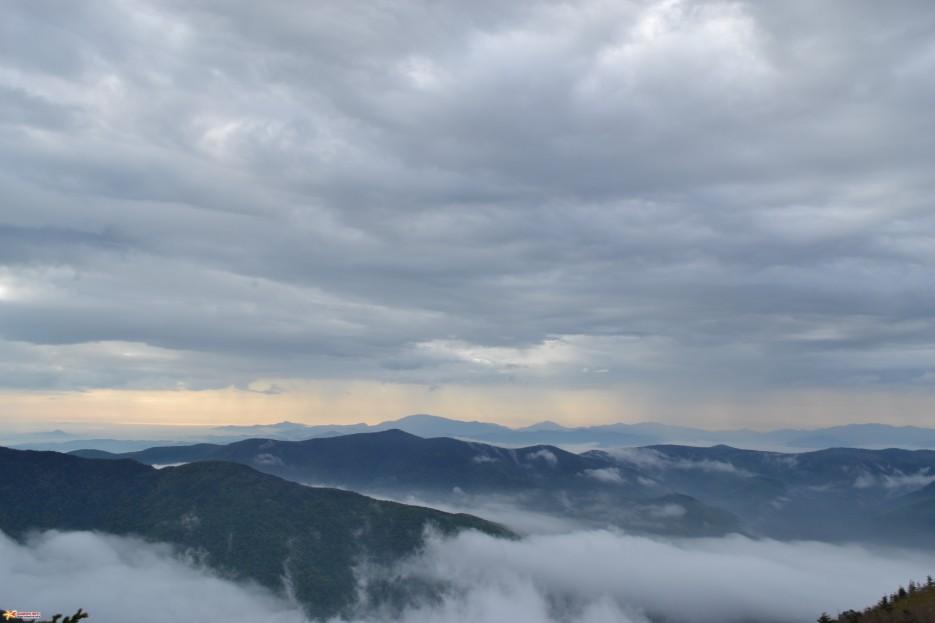 Фото 10940 | Горы, небо, облака