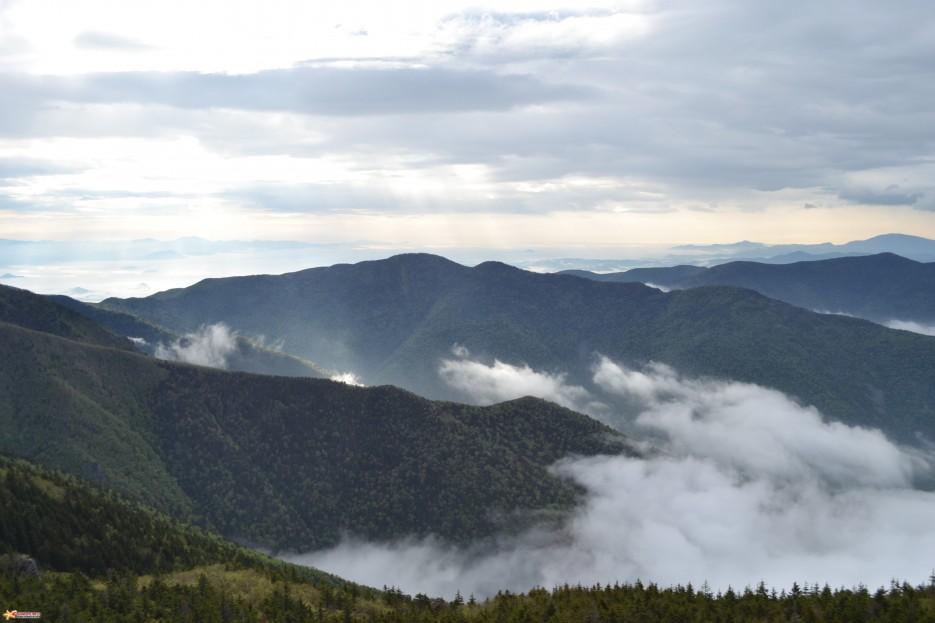 Фото 10942   Горы, небо, облака