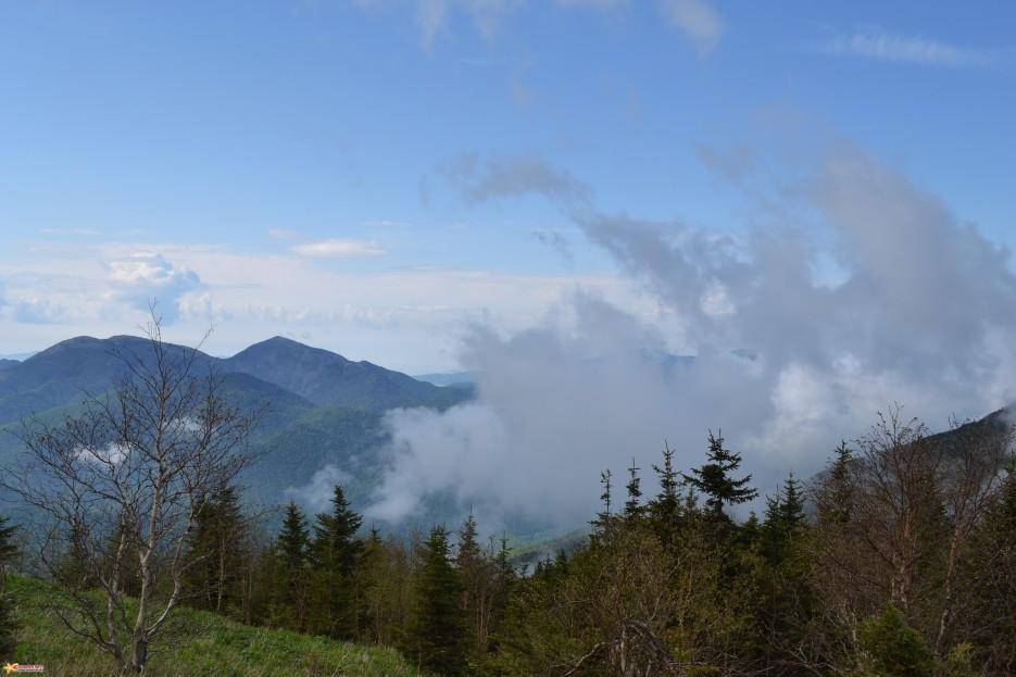 Фото 10952 | Горы, небо, облака