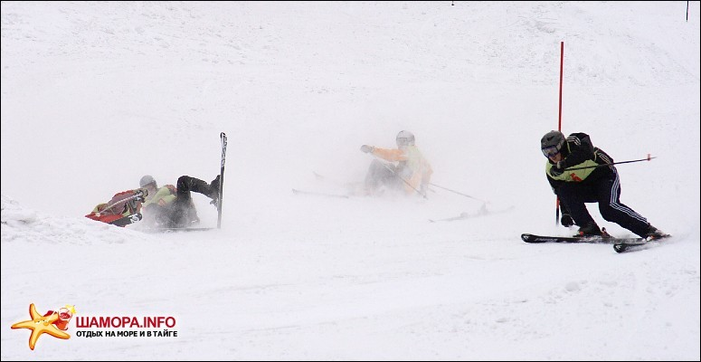 ski-cross_001 | «Ski-cross «Без Башни» 2009 г. Часть III – Соревнования