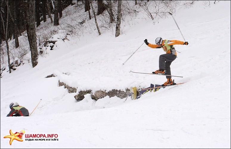 ski-cross_004 | «Ski-cross «Без Башни» 2009 г. Часть III – Соревнования