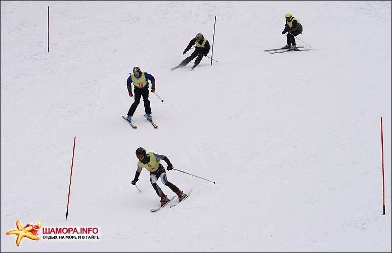 ski-cross_008   «Ski-cross «Без Башни» 2009 г. Часть III – Соревнования