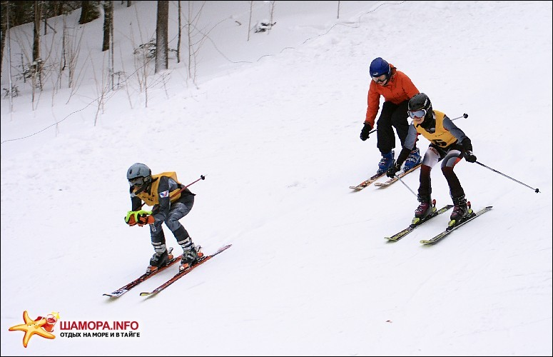 ski-cross_015   «Ski-cross «Без Башни» 2009 г. Часть III – Соревнования