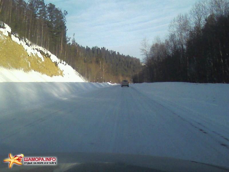 Дорога вокруг Бойкала | Поездка Владивосток — Новосибирск 19.03.08-24.03.08