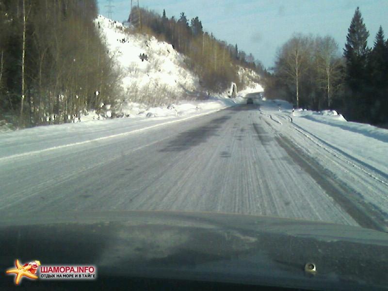 Дорога вокруг Байкала 2 | Поездка Владивосток — Новосибирск 19.03.08-24.03.08