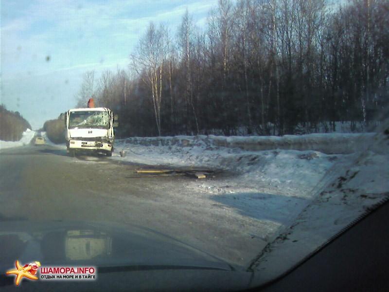 аварии там же | Поездка Владивосток — Новосибирск 19.03.08-24.03.08