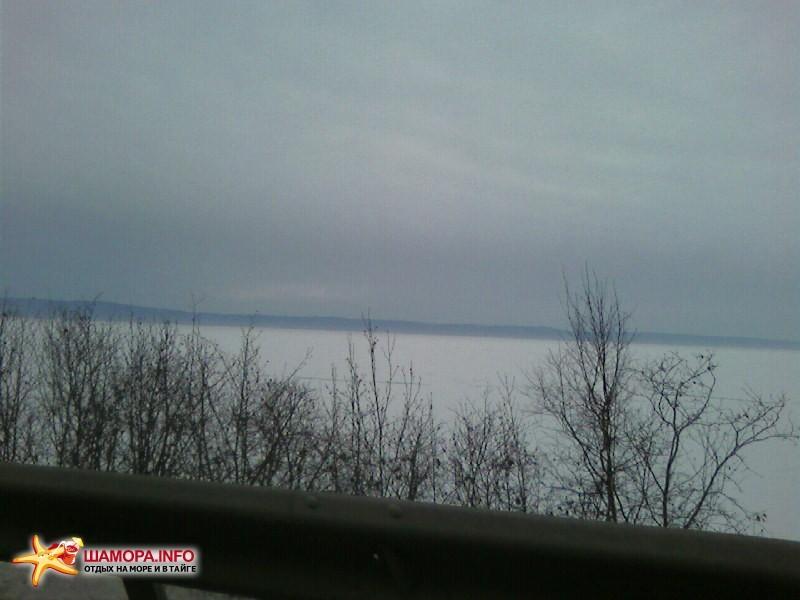 Байкал | Поездка Владивосток — Новосибирск 19.03.08-24.03.08