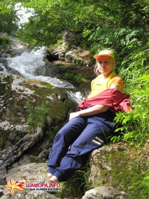 Фото 12215   Ворошиловские водопады