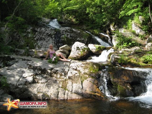 Фото 12217 | Ворошиловские водопады