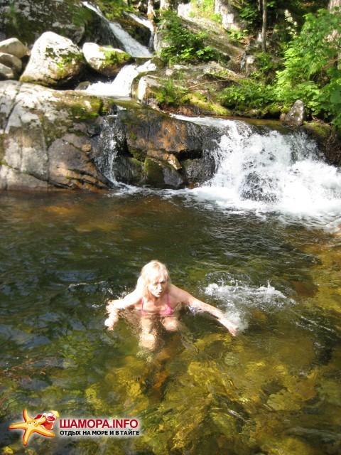 Фото 12226 | Ворошиловские водопады