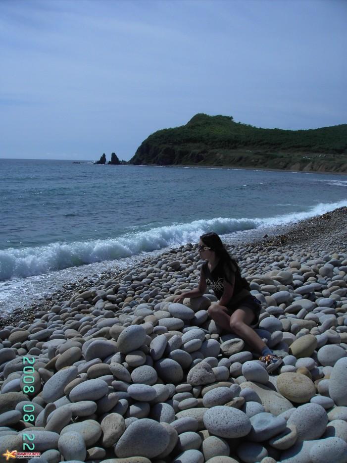 Каменка   Поездка на север приморья