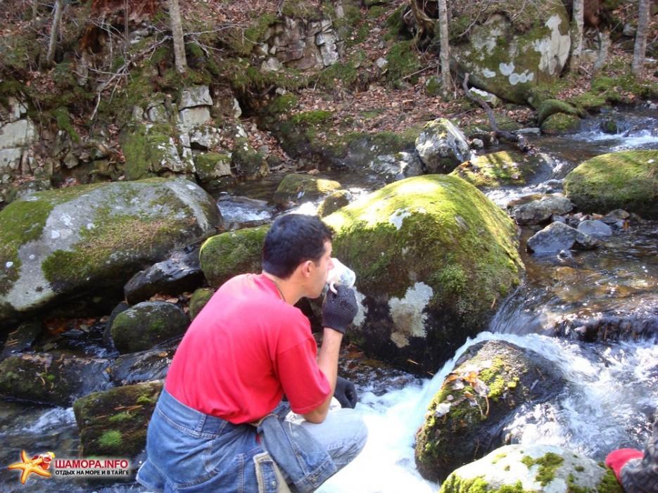 самая вкусная вода!   Пидан-загадка природы....