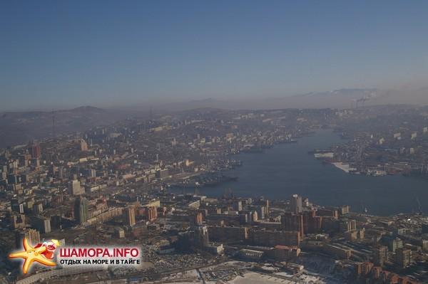Фото 1316 | Авиаэкскурсия над Владивостоком