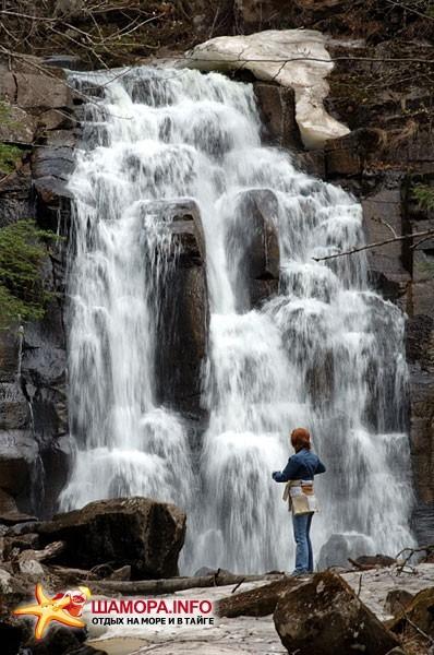 Фото 15666 | Шкотовские водопады