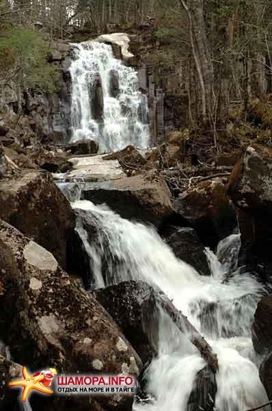 Фото 15668 | Шкотовские водопады
