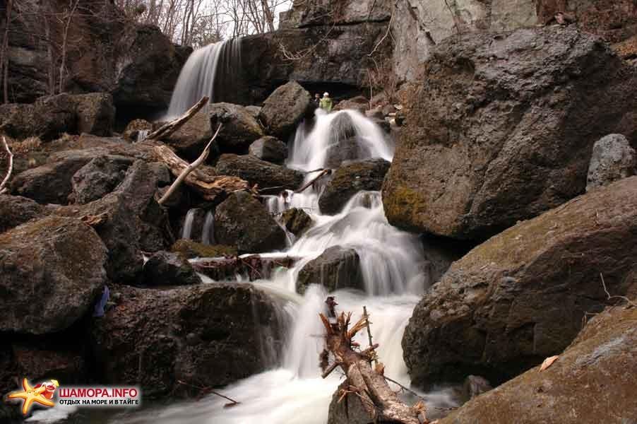 Фото 15675 | Кравцовские водопады
