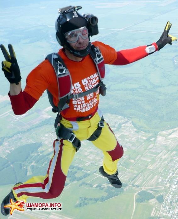 Фото 15946 | парашютные прыжки в Арсеньеве 28 — 29 июня 2008г