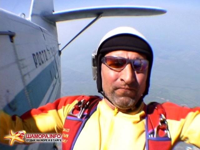 Фото 15953   парашютные прыжки в Арсеньеве 28 — 29 июня 2008г