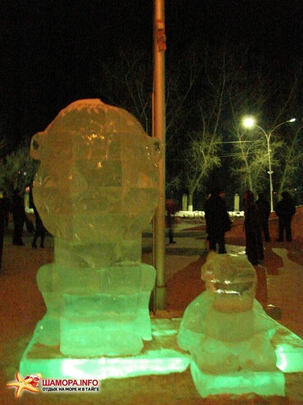 Фото 17057 | Ледяное шоу в Арсеньеве