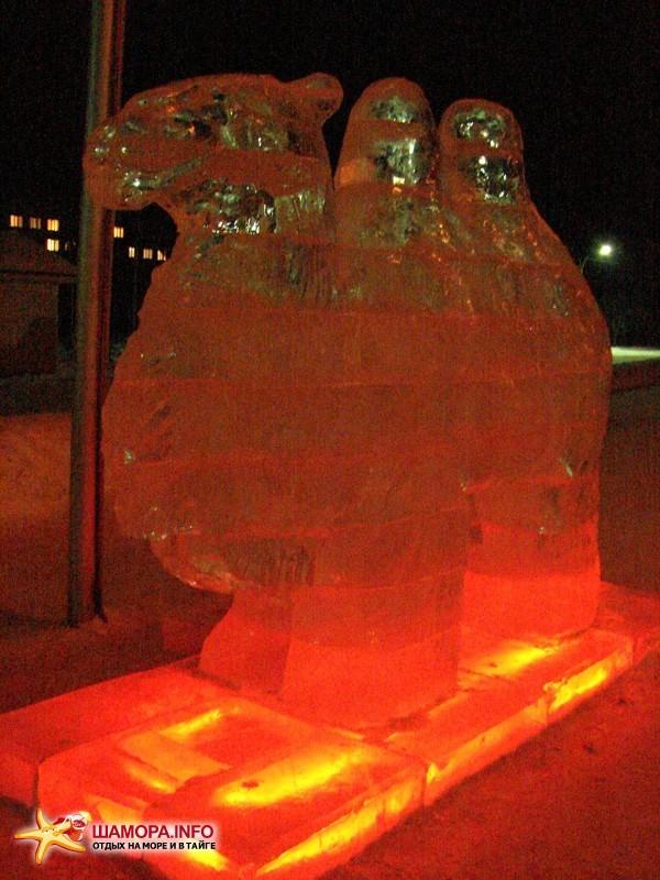 Фото 17061 | Ледяное шоу в Арсеньеве