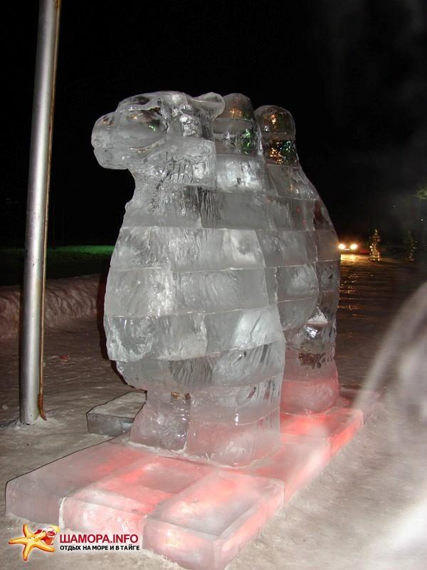 Фото 17066 | Ледяное шоу в Арсеньеве