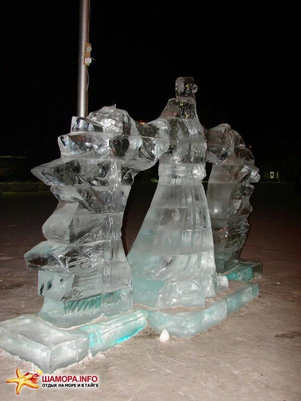Фото 17067 | Ледяное шоу в Арсеньеве