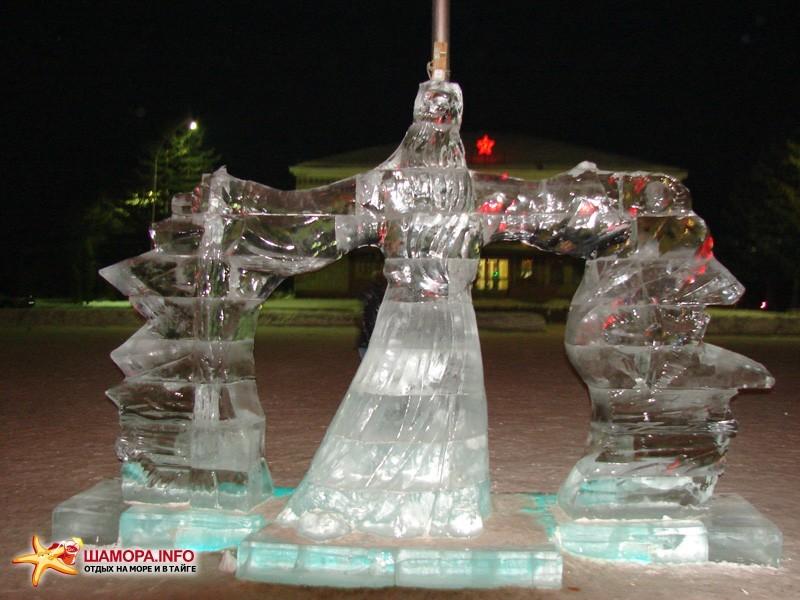 Фото 17068 | Ледяное шоу в Арсеньеве