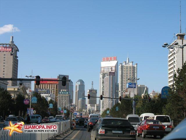 магистрали Харбина | Харбин