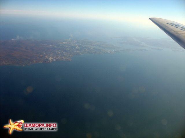 на подлете к Владивостоку | Харбин