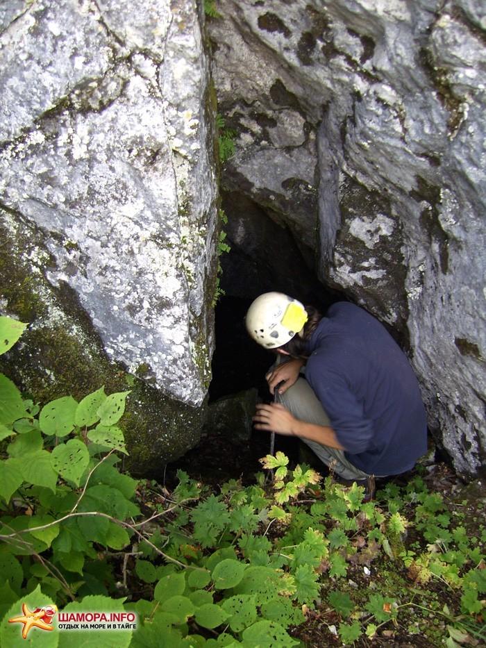 Пещера Гнездо | Гора Сахарная Голова